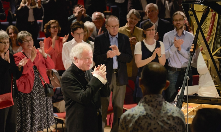 Goldberg Variations Lecture by Sir András Schiff © Peter Adamik
